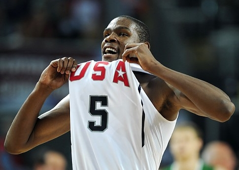 Kevin Durant Team USA
