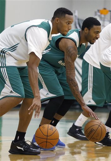 Evan Turner, James Young