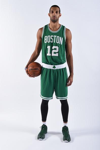 Boston Celtics New Player Media Day